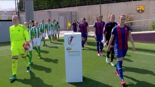 FC Barcelona 3 - Betis 0