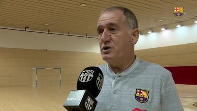 Video thumbnail for Declaracions sobre nous jugadors del Barça Lassa  (futbol sala)2018  d106463d991