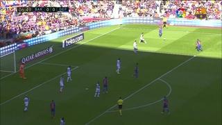 FC Barcelona 4 – Deportivo de La Corunya 0 (1 minut)