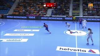 Anaitasuna 22 - FC Barcelona Lassa 28