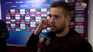 Jordi Alba and Munir highlight Barça's good form