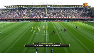 Vila -real CF 2 – FC Barcelona 2
