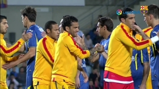 Best moments of the game against Getafe