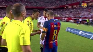 Sevilla FC 0 – FC Barcelona 2