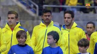 UD Las Palmas 1 - FC Barcelona 2