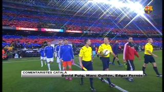FC Barcelona 2 - Reial Madrid 1