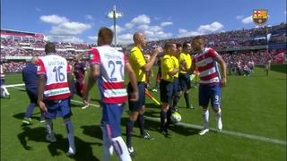 Granada 0 - FC Barcelona 3