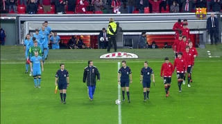 Ath. Bilbao 1 - FC Barcelona 2