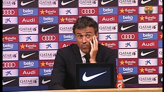 Luis Enrique says there won't be another Xavi