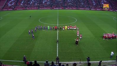 Gimnàstic de Tarragona - FC Barcelona B  Points shared at the Nou ... ca6a6ed57bcbf