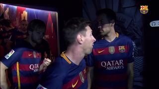 FC Barcelona 4 - Betis 0