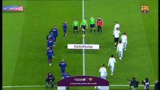 FC Barcelona 3 - Atlètic de Madrid 1