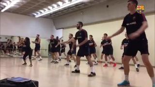 Sessió divertida en l'últim dia d'estada a Andorra