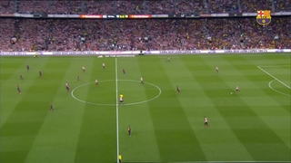 Athletic Club 1 - FC Barcelona 3 (1 minute)