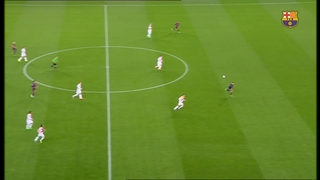 FC Barcelona 8 - Huesca 1 (5 minutos)