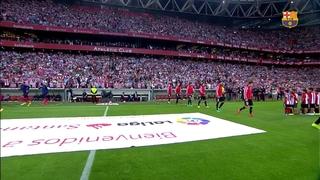 Athletic Club 0 - FC Barcelona 1