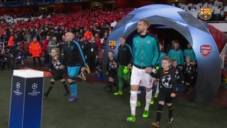 Arsenal FC 0 – FC Barcelona 2