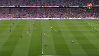 Athletic Club 1 - FC Barcelona 3 (5 minutes)