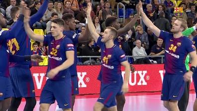 6449016bd36 Video thumbnail for Highlights Barça Lassa (handbol) - Rhein-Neckar Lowen ( 26