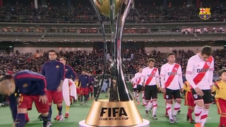 River Plate 0 - FC Barcelona 3 (1 minute)