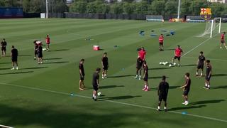 El Barça B torna a la Ciutat Esportiva