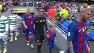 FC Barcelona 3 - Equip 1 (3 minutos)