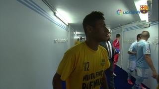 Celta de Vigo 4 - FC Barcelona 1 (2 minuts)