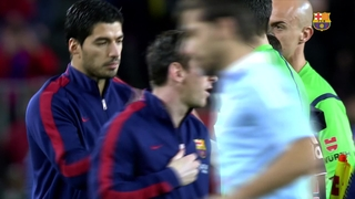FC Barcelona 6 - Celta de Vigo 1 (1 minut)