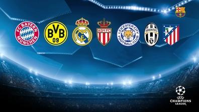 Champions League Quarter Finals Draw Preview