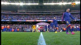 FC Barcelona 4 - Almería 0