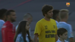 Celta 4 - FC Barcelona 1