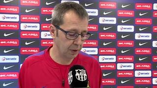 FC Barcelona Lassa – PAS Alcoi: L'OK Lliga torna amb la victòria com a desig