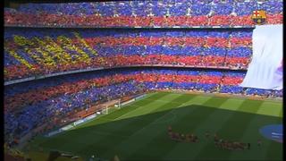 FC Barcelona 2 - Deportivo de La Coruña 2 (1 minuto)