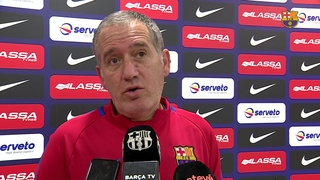 """Andreu Plaza: """"Ens esperem un rival necessitat"""