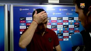 "Luis Suárez: ""Hem de mantenir el cap fred"""