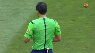 Villarreal 0 - FC Barcelona 1 (5 minutes)