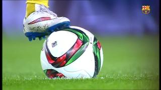 FC Barcelona 3 - Villarreal 1 (5 minutes)