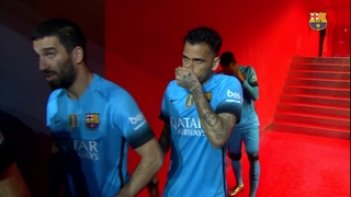 Athletic Club 1 - FC Barcelona 2 (3 minutes)