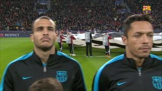 Bayer Leverkusen 1 – FC Barcelona 1 (3 minutes)