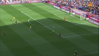 FC Barcelona 2 – UD Las Palmas 1 (1 minut)