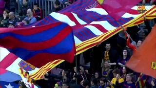 FC Barcelona 4 – Granada CF 0 (1 minute)