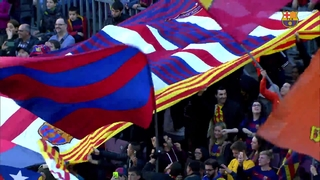FC Barcelona 4 – Granada CF 0 (1 minut)