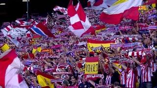 At. Madrid 1 - FC Barcelona 2