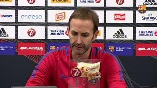 FC Barcelona Lassa - València Basket: Primer, el duel europeu