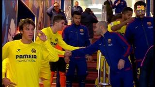FC Barcelona 3 - Villarreal 2