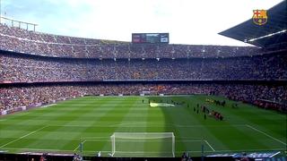 FC Barcelona 2 - Las Palmas 1