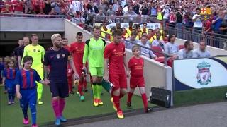 Liverpool 4 - FC Barcelona 0