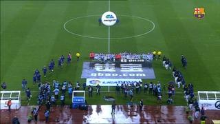 Reial Societat 1 - FC Barcelona 0 (5 minuts)