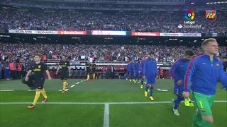 FC Barcelona 1 - Atlètic de Madrid 1 (3 minuts)