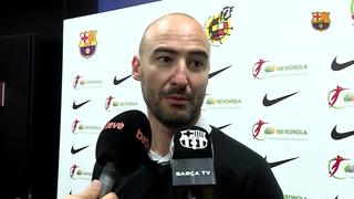 Les delcaracions del Barça després de la victòria contra el Madrid